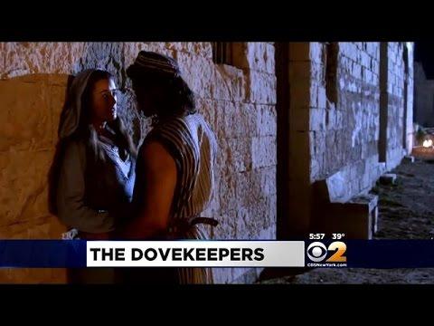 Download Sneak Peek At CBS' New Biblical Thriller 'The Dovekeepers'