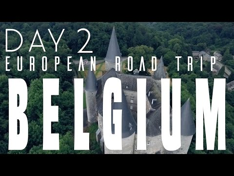 EUROPE TRAVEL VLOG - DAY 2 (France, Belgium, Germany)
