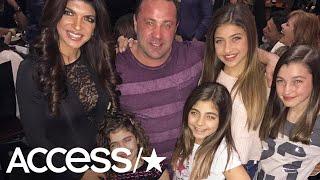 Teresa Giudice & Her Daughters Visited Joe Giudice In ICE Custody For His 47th Birthday