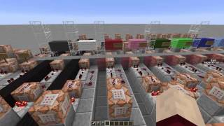Mass Effect Style Dialogue System for Minecraft