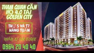 Chung cư Golden City Tây Ninh - Smarthome 4.0 cho cuộc sống hiện đại
