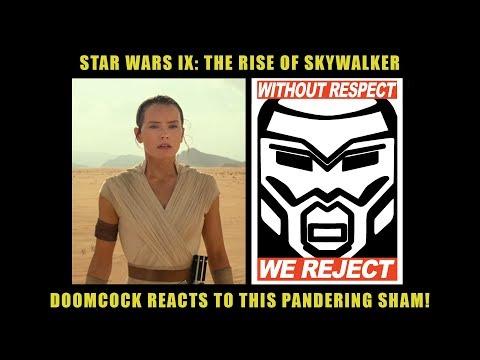 Star Wars: The Rise of Skywalker Trailer Reaction!