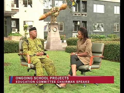 Lagos Parliament | Ongoing School Projects