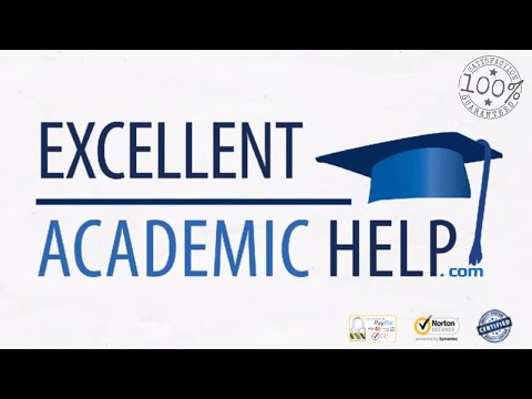 Excellent Academic Help: Your only trusted lifeline when you need essay writing help!