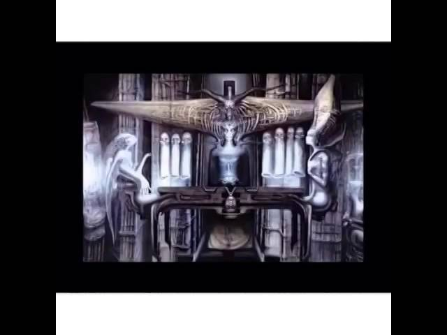 SerGIO Fertitta / Theme 1 from Music of Museum H.R.Giger