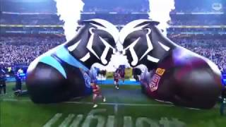 The official 2017 State of origin Launch
