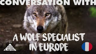 CONVERSATIONS WITH Vincent Girault, Alpha Park. Meeting with the wolf of Mercantour