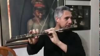 Alexander Souza - Flautiando na Liberdade