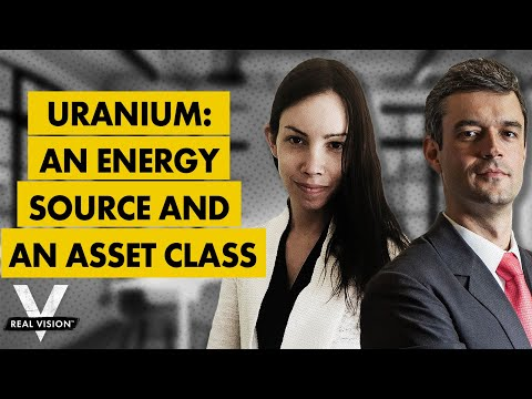 """Uranium: """"The Most Asymmetric Trade I've Seen In My Life"""" (w/ Lyn Alden and Marcelo Lopez)"""