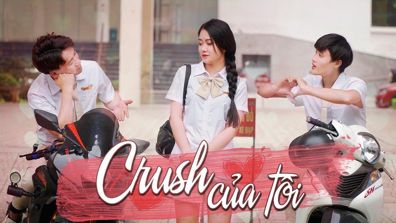 Crush Của Tôi - Phim Ngắn Tình Cảm Học Đường - HuhiMedia