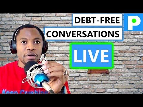 Should You File For Bankruptcy? - Debt-Free Conversations Q & A | Mr. V Live