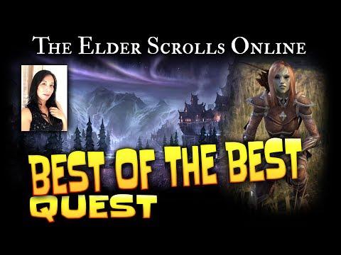 Elder Scrolls Online: Quest - Best of the Best