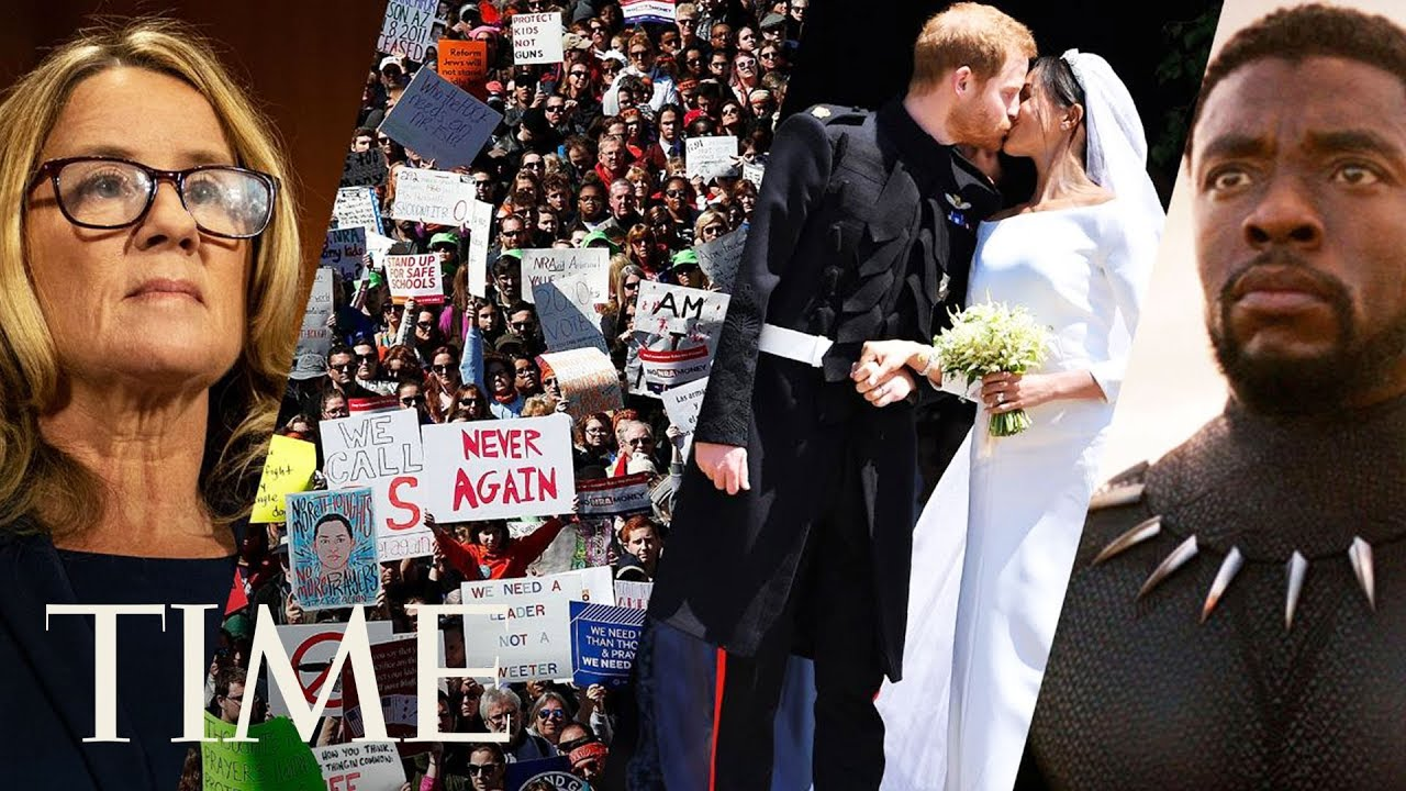 Royal Wedding 2018 Time.2018 A Year In Review From The Royal Wedding To The Death Of Jamal Khashoggi Time