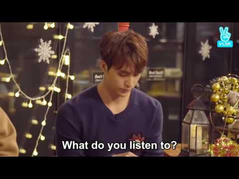 Favourite song from Highlight member (Dujun, Junhyung, Yoseob, Gikwang, Dongwon) on V Live 🤗🤗🤗