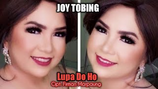JOY TOBING - LUPA DO HO (Official Music Video)
