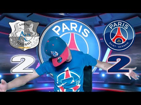 AMIENS 2-2 PSG - Azéd Stories