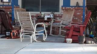 Ghosts in Rocking Chairs
