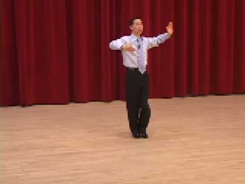 Silver Quickstep - V6 Ballroom Dance Lesson