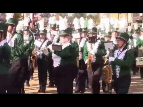 Rhinelander High School Homecoming Parade 2016