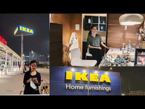 IKEA HYDERABAD | IKEA 2021 SALE Tour |The Biggest Home furnishing store in India Part 1