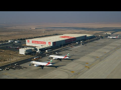 Emirates SkyCargo sets up the worlds largest GDP compliant cargo hub in Dubai for COVID-19 vaccine