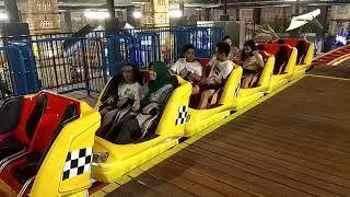 Crazy Taxi Coaster @Trans Studio Mini - TransMart Malang