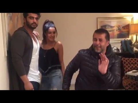 Arjun Kapoor & Shraddha Kapoor Dance On Beat Pe Booty Song | Bollywood News