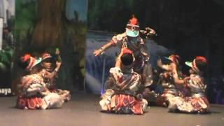 Juara I Tari Kreasi - SDN SIMOMULYO I SURABAYA