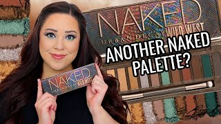 URBAN DECAY NAKED WILD WEST REVIEW! ONE OF THE BEST OR WORST NAKED PALETTES?
