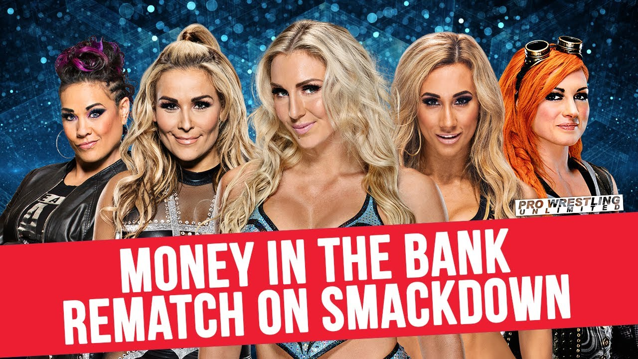 Download Money In The Bank Rematch Announced For Next Week On Smackdown Live