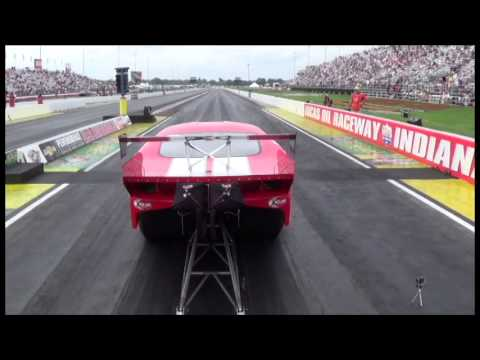 Don Walsh Scores #1 Qualifier at NHRA Pro Mod Indy - 5.863 at 252.61 MPH