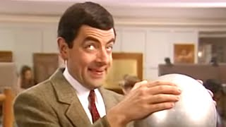 Static Bean | Double Bean | Classic Mr Bean