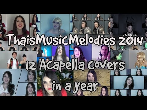 12 acapella covers in a year - 2014