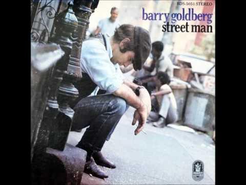 Barry Goldberg - Street man (1969) (US, Blues Rock, Soul Rock)