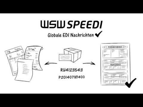 SPEEDI Globale EDI Nachrichten (Deutsch)