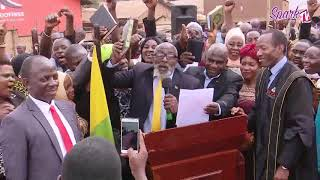Kawempe LC Chairpersons' swearing ceremony