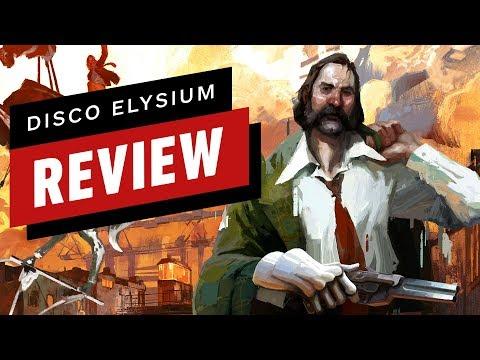 Disco Elysium Review