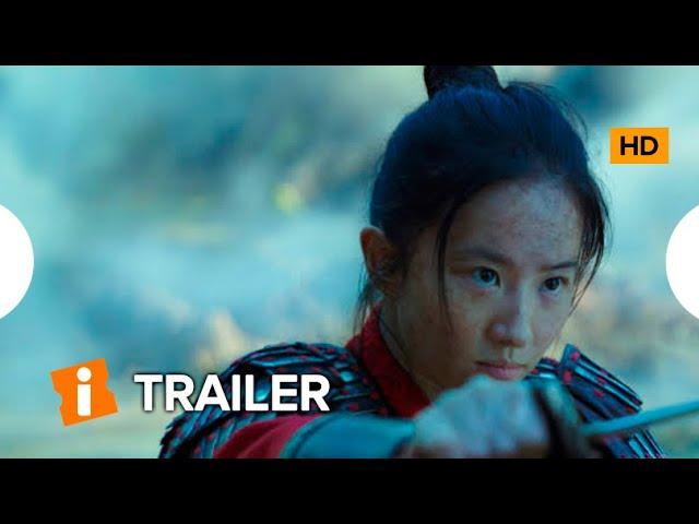 Mulan   Trailer 3 Dublado