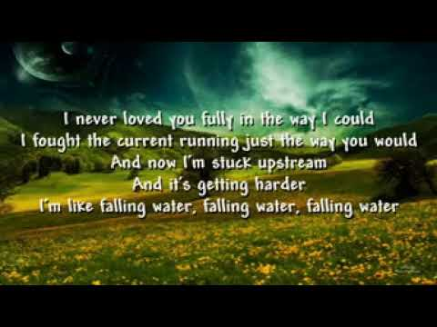 maggie rogers...... fallingwater... lyrics(NEW SONG)