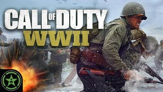Let's Play - Call of Duty: WWII - All Out War - AH Live Stream