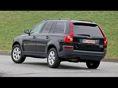 volvo xc90 d5 premium im gebrauchtwagen test youtube. Black Bedroom Furniture Sets. Home Design Ideas