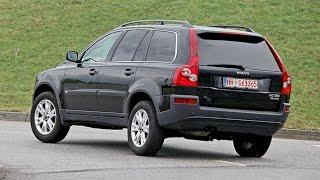 Volvo XC90 D5 Premium im Gebrauchtwagen-Test