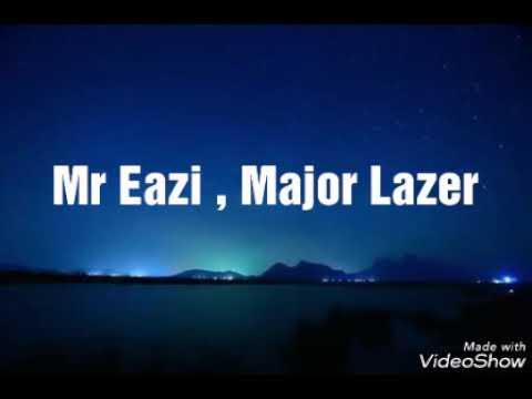 Major Lazer  Tied Up ft Mr Eazi and Raye Lyrics