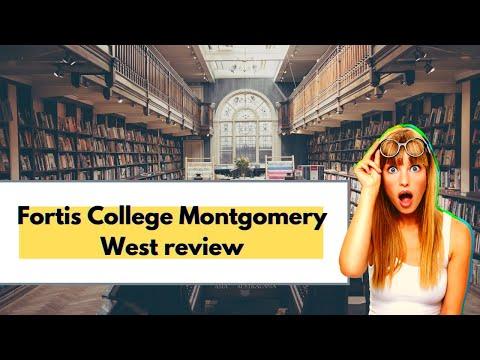 DoNotGoTo[FortisCollegeMontgomeryWest]BeforeUWatch this video|Fortis College Montgomery west Review