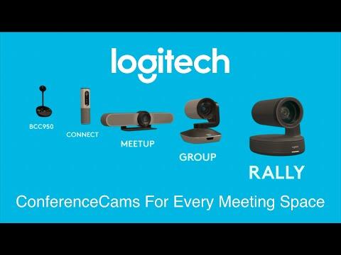 Logitech - Video Conferencing - DEKOM