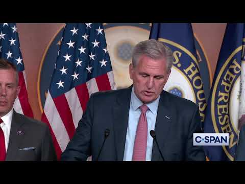 """House GOP Leader Kevin McCarthy on January 6th Committee: """"Pelosi has created a sham process.&q"""