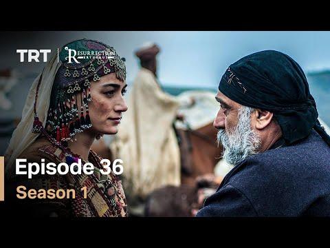 Resurrection Ertugrul Season 1 Episode 36