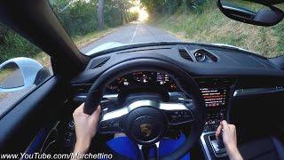 YOU Drive the Porsche 991 Targa (Turbo) Fast! - POV Test Drive