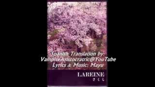 Video LAREINE「さくら-Sakura-」+Subs Español download MP3, 3GP, MP4, WEBM, AVI, FLV November 2018