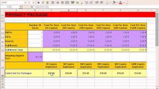 Advanced Features Of Microsoft Excel - How To Lock Excel Values In Formulas